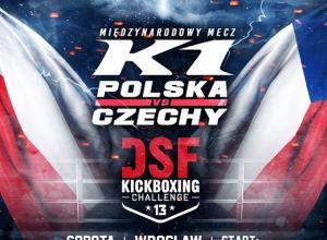DSF Kickboxing Challenge 13 Polska vs Czechy