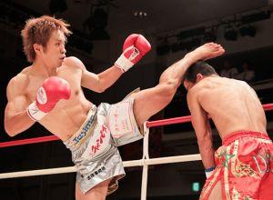 Yuta Kubo Krush k-1 MAX