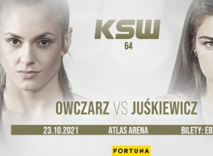 KSW 64 Owczarz vs Juśkiewicz