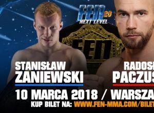 FEN 20 Zaniewski vs Paczuski