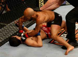 UFC on FOX 9 Johnson vs Benavidez 2