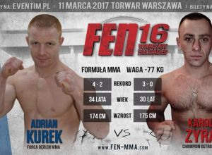 FEN 16 Zyra vs Kurek