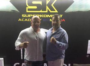 Sławomir Duba, DSF Kickboxing Challenge, Superkombat Eduard Irimia