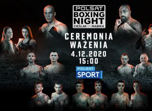 Polsat Boxing Night - ważenie zawodników