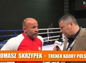 Tomasz Skrzypek - Trener Kadry Polski K-1