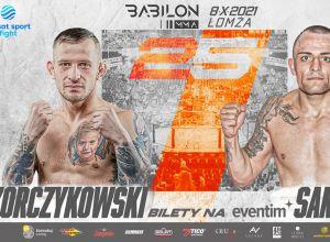 Babilon MMA 25 Zorczykowski vs Sanches