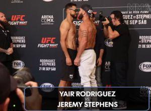 Yair vs Jeremy Stephens