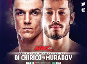 Di Cirico vs Makhmud Muradov