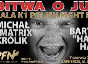 Polish Fight Night ''Bitwa o Jurę''