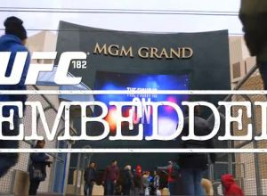 UFC 182 Embedded