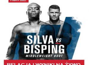 UFC Fight Night 84 Silva vs Bisping