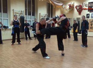 Choy Lee Fut Sanda – Fight Club LUNG Wieliczka