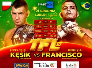 Kęsik vs Francesco na TFL 19