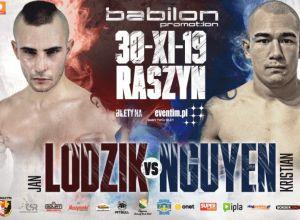 Babilon Raszyn Lodzik vs Nguyen