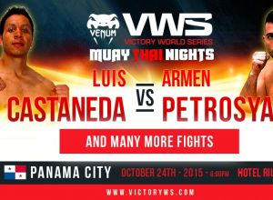 Venum Victory World Series Panama