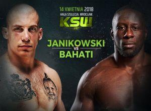 KSW 43 Janikowski vs Bahati