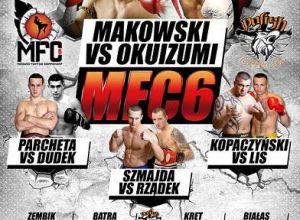 MFC 6 plakat