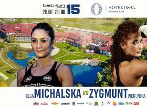 Babilon MMA 15 Zygmunt vs Michalska