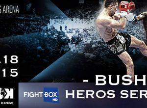Bushido Heros Sersies 2015