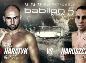 Babilon MMA 5: Haratyk vs Naruszczka
