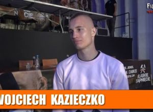 Wojciech Kazieczko przed walką na DSF 16