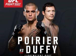UFC Fight Night 77 Duffy vs Poirier