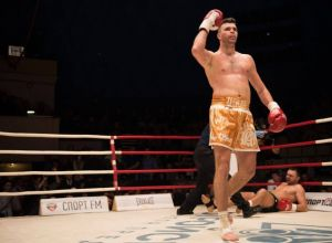 Muay Thai Moscow Fight Night