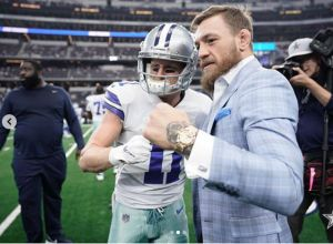 Conor McGregor Dallas Cowboys