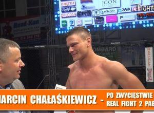 Real Fight 2 Marcin Chałaśkiewicz