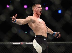 UFC Fight Night 76 Krzysztof Jotko