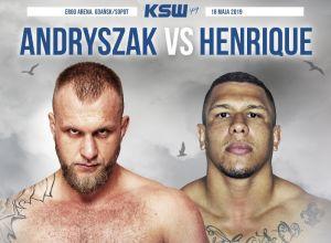 Andryszak vs Oliveira na KSW 49