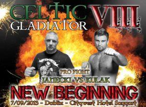 Celtic Gladiator Janecki vs Kułak