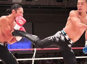 Hiroki Shishido Shoot Boxing