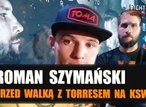 KSW 46 Roman Szymański