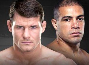 UFC Glasgow Bisping vs Leites