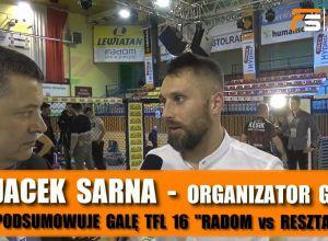 TFL 16 Jacek Sarna