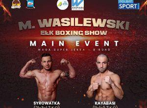Wasilewski Ełk Boxing Show