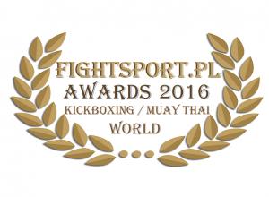 Fightsport.pl Awards 2016 Kickboxing & Muay Thai