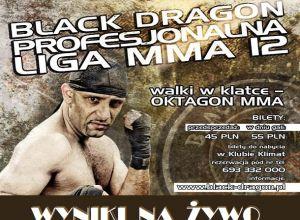 PLMMA 12 Black Dragon