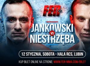 Eliasz Jankowski vs Rafał Niestrzęba na FEN 23