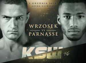 KSW 46 Wrzosek vs Parnasse
