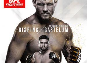 UFC Fight Night 122 Shanghai