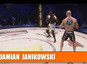 KSW 43 Damian Janikowski