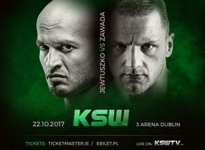 KSW 40 Jewtuszko vs Zawada
