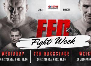 FEN 31 Fight Week