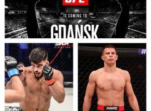UFC Gdańsk Held vs Haqparast