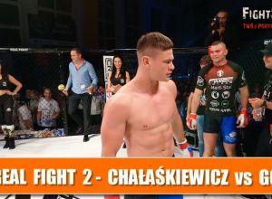 Real Fight 2 - Marcin Chałaśkiewicz vs Adrian Gorący