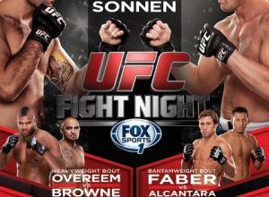UFC Fight Night 26