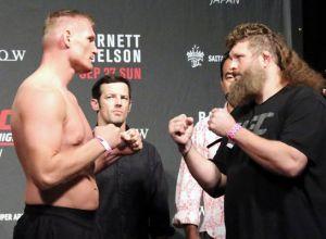 Josh Barnett vs Roy Nelson