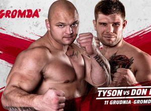 GROMDA 3 Tyson vs Don Diego